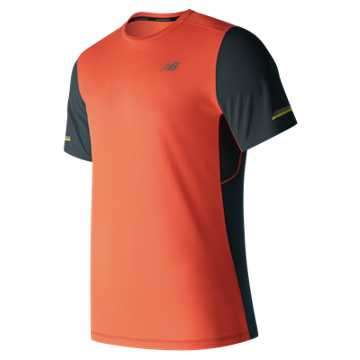 New Balance NB Ice Short Sleeve, Sunrise