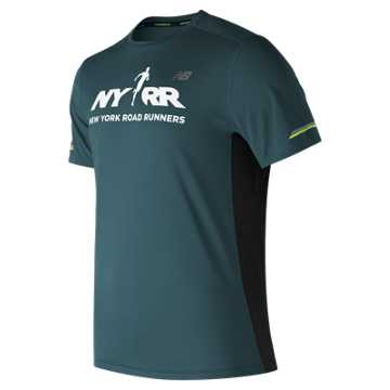 New Balance Run for Life NB Ice SS Tee, Supercell