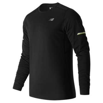 New Balance NB Ice Long Sleeve, Black