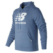 NB Classic Pullover Hoodie, Deep Porcelain Heather