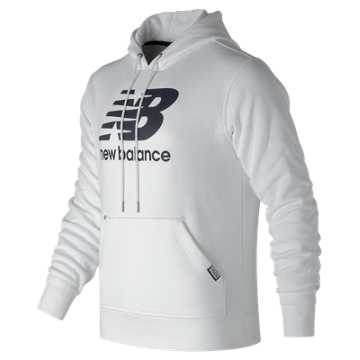 New Balance Classic Pullover Hoodie, White