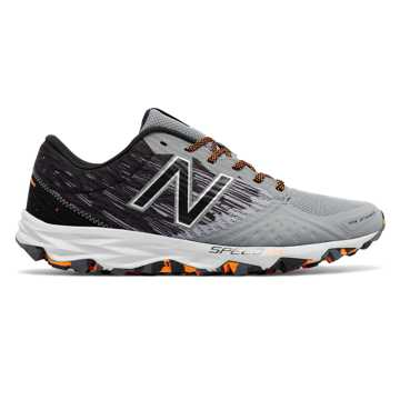 New Balance New Balance 690v2 Trail, Gunmetal with Black & Plasma