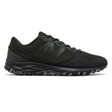 New Balance New Balance 690v2 Trail, Force Green with Black & Alpha Orange