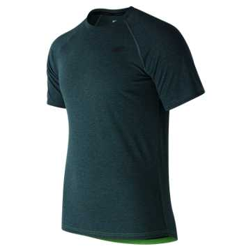 New Balance Pindot Breathe Short Sleeve, Supercell
