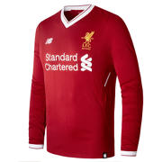 NB LFC Home Long Sleeve Shirt, Red Pepper