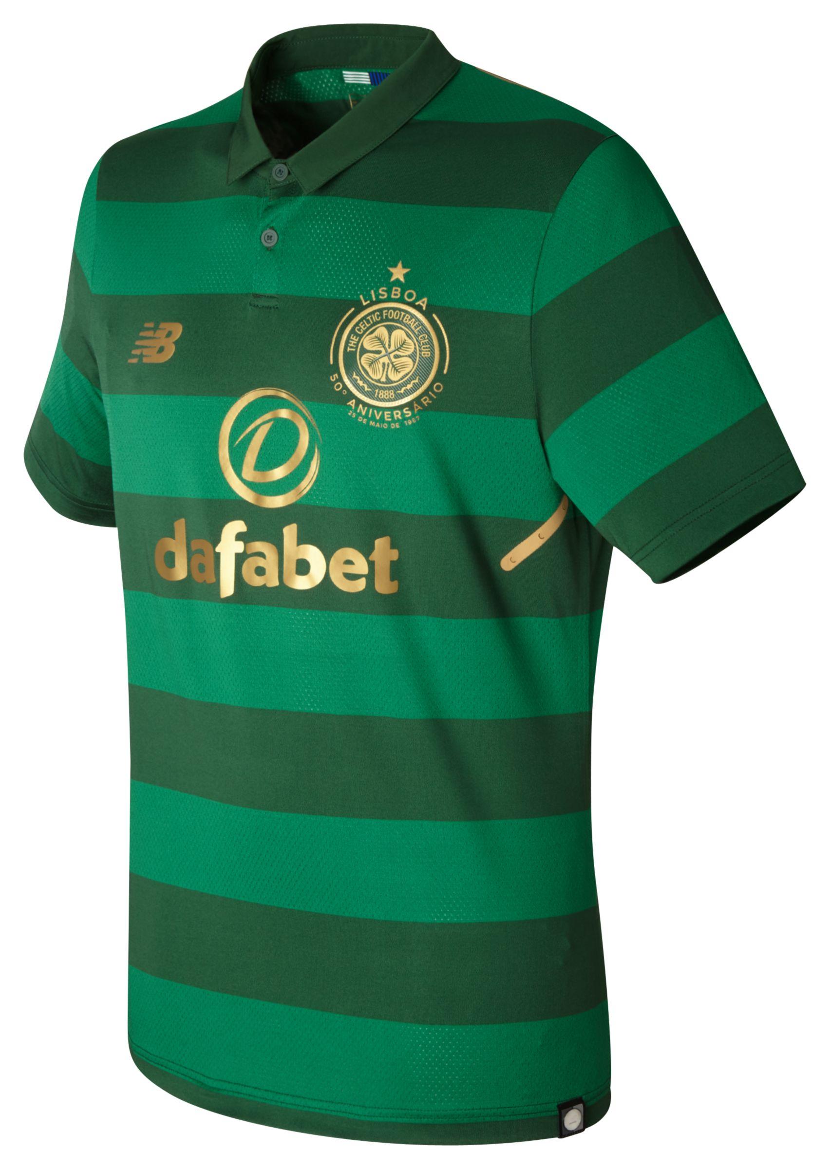 NB CFC Away SS Jersey - Elite, Verdant Green