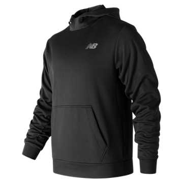 New Balance Game Changer Fleece Hoodie, Black