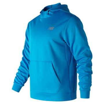 New Balance Game Changer Fleece Hoodie, Bolt