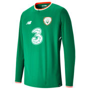 NB FAI Home Long Sleeve Shirt, Jolly Green