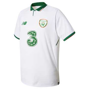 New Balance FA Ireland Mens Away SS Jersey, White