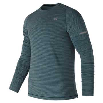 New Balance Seasonless Long Sleeve, Blue