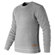 New Balance Re-Engineered Sweater, Athletic Grey