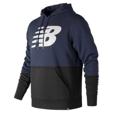 New Balance Essentials Pullover Hoodie, Dark Cyclone