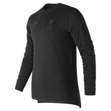 New Balance 247 Sport LFC Long Sleeve Tee, Black