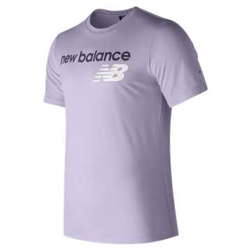 New Balance NB Athletics Main Logo Tee, Daybreak