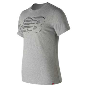 New Balance OG Tee, Athletic Grey