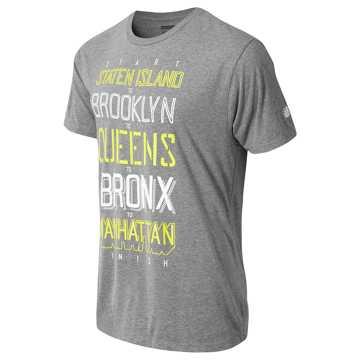 New Balance NYC Marathon Boroughs, Grey