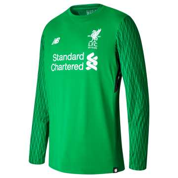 New Balance LFC Home GK LS Jersey, Jolly Green