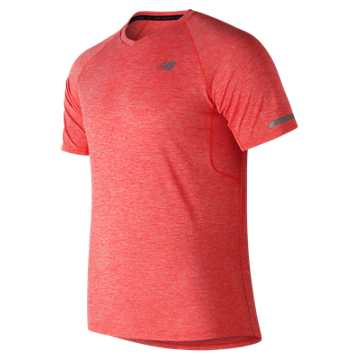 New Balance NB Ice 2.0 Mesh Short Sleeve, Flame
