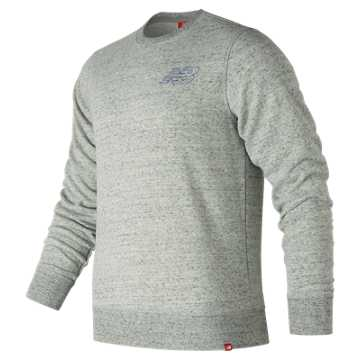 New Balance Heather Crew, Heather Grey