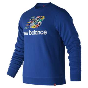 New Balance Fill Up Crew, Atlantic