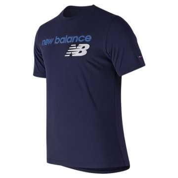 New Balance NB Athletics Tee, Pigment