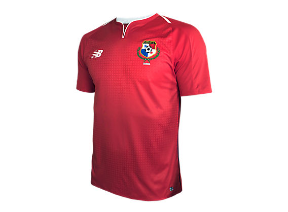 Panama Home Short Sleeve Jersey - Men's 830343 - Tops, Team - New Balance