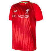 NB Liverpool FC Elite Training Matchday Jersey, Racing Red