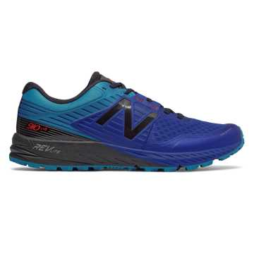 New Balance 910v4 Trail, Pacific with Maldives Blue & Black