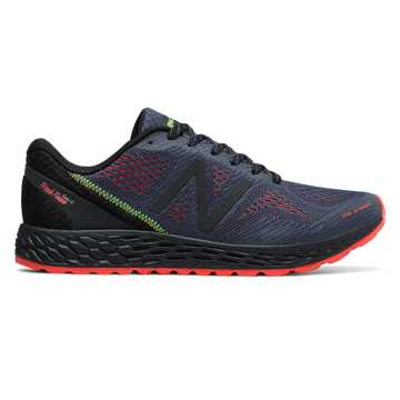 New Balance Fresh Foam Gobi 跑步鞋 男款 轻量缓震 稳定保护, 藏青色/黑色