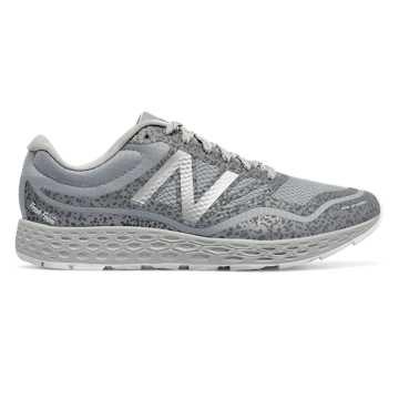 New Balance Fresh Foam Gobi Trail Moon Phase, Silver with Grey
