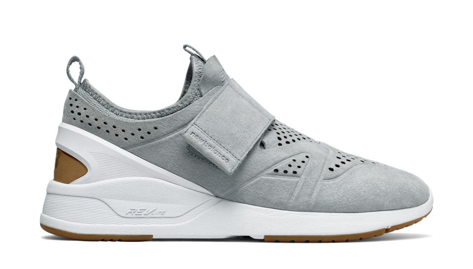 New Balance 111 New Balance, Grey with White
