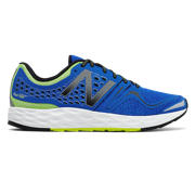NB Fresh Foam Vongo, Electric Blue with Hi-Lite