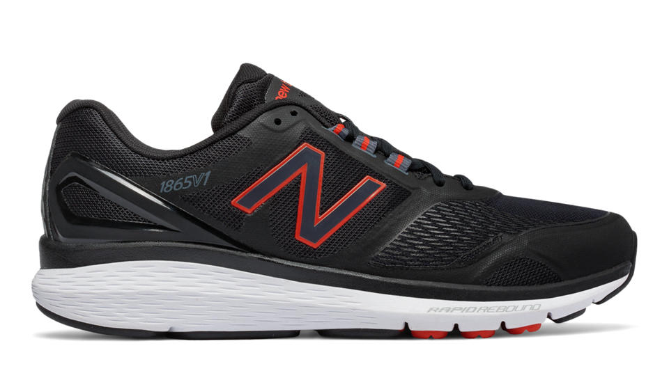 New Balance 1865 Black/Red