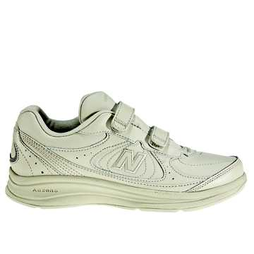 New Balance Men's Hook and Loop 577, Bone