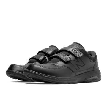 New Balance Hook and Loop 813, Black