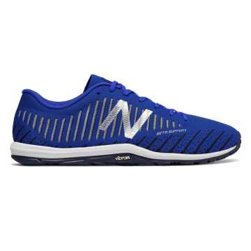 New Balance Minimus 20v7 Trainer, Pacific with Pigment & White