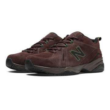 New Balance Mens New Balance 608v4, Brown