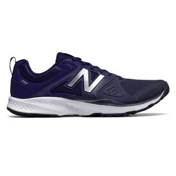 New Balance New Balance 777v2 Trainer, Navy