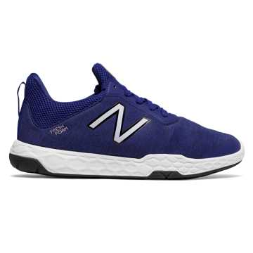 New Balance Fresh Foam 818v3, Pacific with White