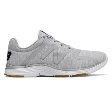 New Balance New Balance 818v2 Trainer, Silver Mink with Pigment & White