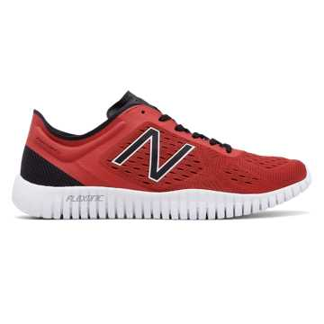 New Balance New Balance 99v2 Trainer, Team Red with Crimson