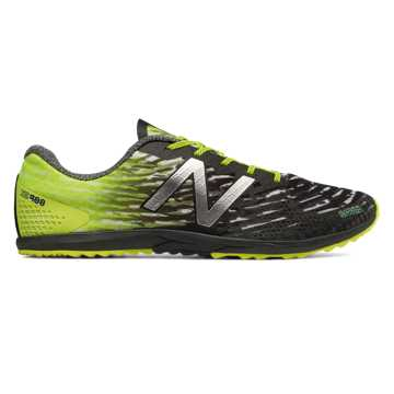 New Balance XC900v3 Spikeless, Hi-Lite with Black