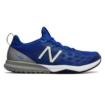 New Balance FuelCore Quick v3 Trainer, Team Royal with Team Away Grey