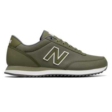 New Balance 501 Ripple Sole, Covert Green