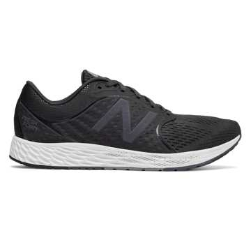 New Balance Fresh Foam Zante v4, Black with Phantom