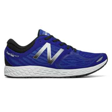 New Balance Fresh Foam Zante v3 Team, UV Blue with Black