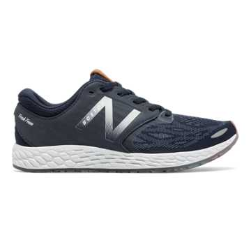 New Balance Fresh Foam Zante v3 Ballpark, Pigment with White & Team Red
