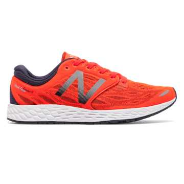 New Balance Fresh Foam Zante v3, Alpha Orange with Outer Space