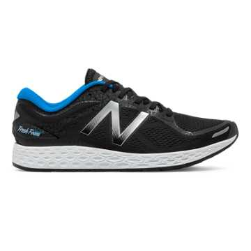New Balance Zante v2 Staten Island, Black with Metallic Silver & Electric Blue